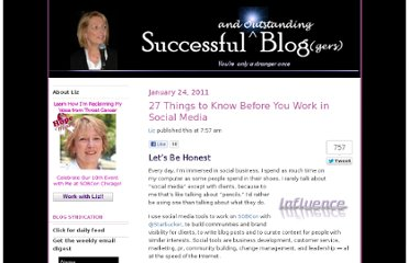 http://www.successful-blog.com/1/27-things-to-know-before-you-work-in-social-media/