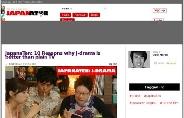 http://www.japanator.com/japanaten-10-reasons-why-j-drama-is-better-than-plain-tv-14097.phtml