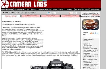 http://www.cameralabs.com/reviews/Nikon_D7000/index.shtml
