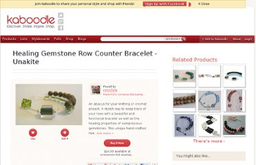 http://www.kaboodle.com/reviews/healing-gemstone-row-counter-bracelet--unakite?fromStoreDomain=sosimplewebsites.com
