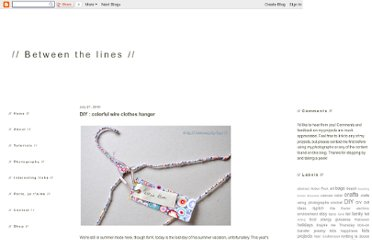 http://pm-betweenthelines.blogspot.com/2010/07/diy-colorful-wire-clothes-hanger.html