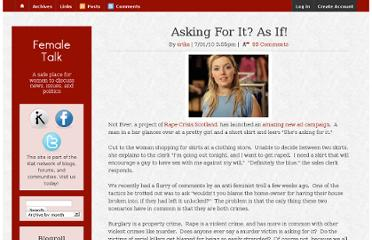http://femaletalk.com/news/asking-it-if