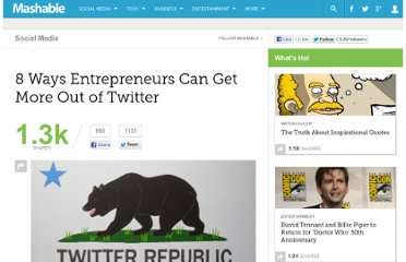 http://mashable.com/2011/01/24/twitter-entrepreneur-tips/