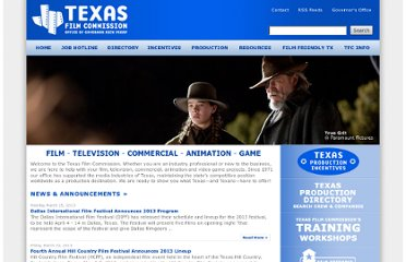 http://governor.state.tx.us/film
