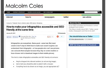 http://www.malcolmcoles.co.uk/blog/how-infographics-accessible-seo-friendly/