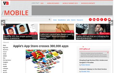 http://venturebeat.com/2010/10/16/apples-app-store-crosses-300000-apps/