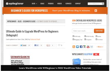 http://www.wpbeginner.com/beginners-guide/ultimate-guide-to-upgrade-wordpress-for-beginners-infograph/