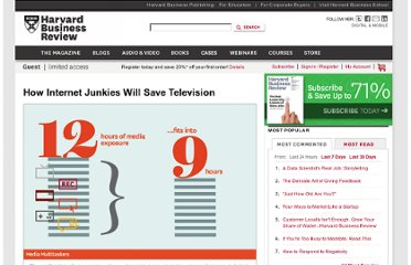 http://hbr.org/web/extras/how-internet-junkies-will-save-television/4-slide