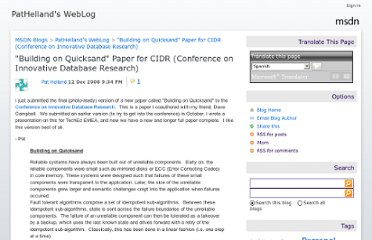 http://blogs.msdn.com/b/pathelland/archive/2008/12/12/building-on-quicksand-paper-for-cidr-conference-on-innovative-database-research.aspx