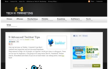 http://technmarketing.com/web/9-advanced-twitter-tips/