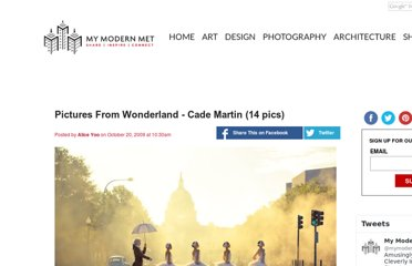 http://www.mymodernmet.com/profiles/blogs/pictures-from-wonderland-cade