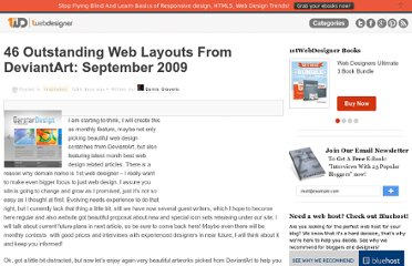 http://www.1stwebdesigner.com/inspiration/46-outstanding-web-layouts-from-deviantart-september-2009/