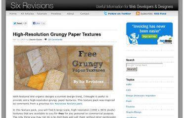 http://sixrevisions.com/freebies/textures/high-resolution-grungy-paper-textures/