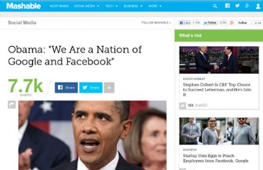 http://mashable.com/2011/01/25/obama-facebook-google/