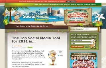 http://www.socialmediaexaminer.com/the-top-social-media-tool-for-2011-is/#more-6995