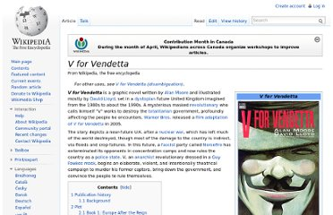 http://en.wikipedia.org/wiki/V_for_Vendetta