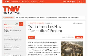 http://thenextweb.com/apps/2011/01/26/twitter-launches-new-connections-feature/