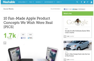 http://mashable.com/2011/01/26/fan-made-apple-product-concepts/