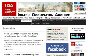 http://www.israeli-occupation.org/category/commentary/
