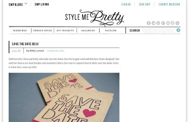 http://www.stylemepretty.com/2009/08/11/save-the-date-idea/