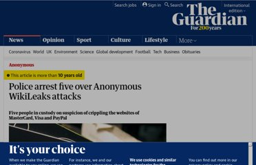 http://www.guardian.co.uk/technology/2011/jan/27/anonymous-hacking