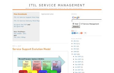 http://itservicemngmt.blogspot.com/2007/05/service-support-evolution-model.html