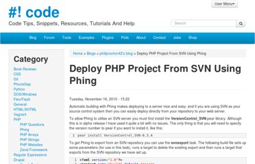 http://www.hashbangcode.com/blog/deploy-php-project-svn-using-phing-520.html