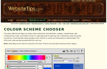 http://websitetips.com/colortools/sitepro/