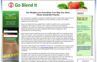 http://www.goblendit.com/weight-loss-smoothies.html
