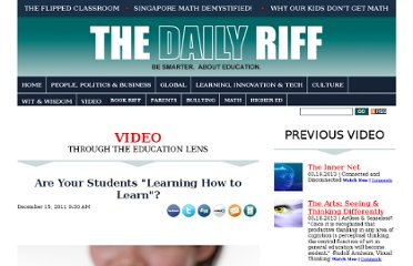 http://www.thedailyriff.com/articles/is-your-child-learning-how-to-learn-in-school-545.php