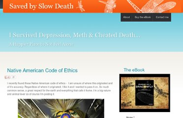 http://savedbyslowdeath.com/native-american-code-of-ethics-729.html