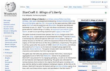 http://en.wikipedia.org/wiki/StarCraft_II:_Wings_of_Liberty