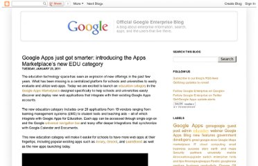 http://googleenterprise.blogspot.com/2011/01/google-apps-just-got-smarter.html