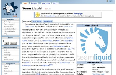 http://wiki.teamliquid.net/starcraft2/Team_Liquid