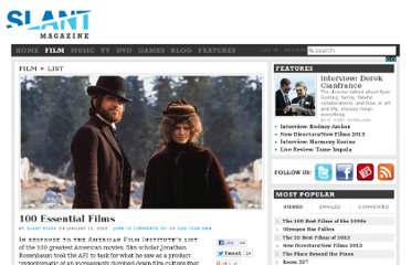 http://www.slantmagazine.com/film/feature/100-essential-films/122
