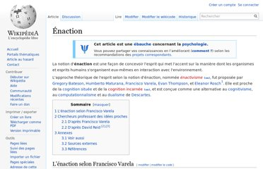 http://fr.wikipedia.org/wiki/%C3%89naction