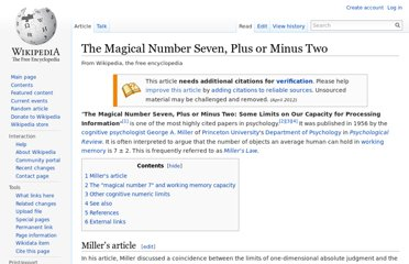 http://en.wikipedia.org/wiki/The_Magical_Number_Seven,_Plus_or_Minus_Two