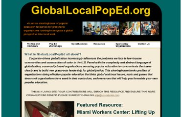 http://cjtc.ucsc.edu/globallocalpoped/index.html