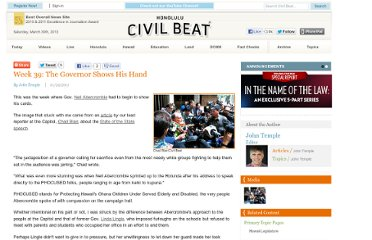 http://www.civilbeat.com/articles/2011/01/29/8490-week-39-the-governor-shows-his-hand/