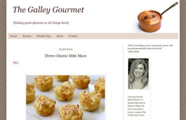 http://www.thegalleygourmet.net/2010/12/three-cheese-mini-macs.html