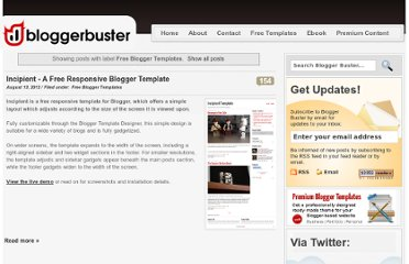 http://www.bloggerbuster.com/search/label/Free%20Blogger%20Templates