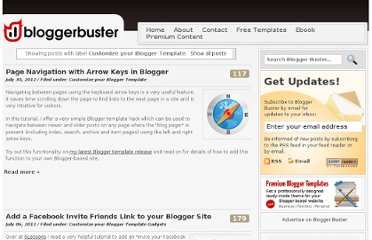 http://www.bloggerbuster.com/search/label/Customize%20your%20Blogger%20Template