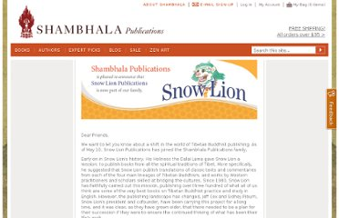 http://www.snowlionpub.com/pages/benefits.html