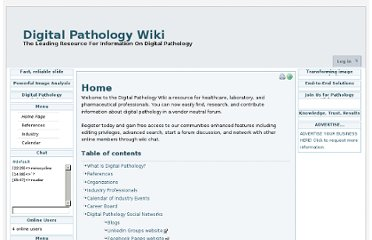 http://www.digitalpathologyconsultants.com/wiki/tiki-index.php?page=Home