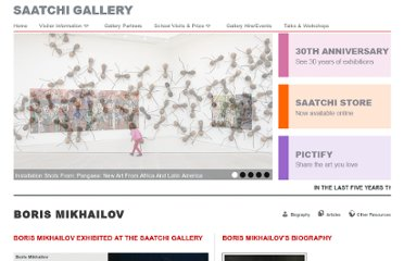 http://www.saatchi-gallery.co.uk/artists/boris_mikhailov.htm