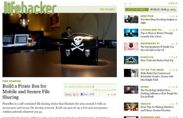 http://lifehacker.com/5746102/build-a-pirate-box-for-mobile-and-secure-file-sharing