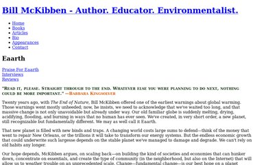 http://www.billmckibben.com/eaarth/eaarthbook.html