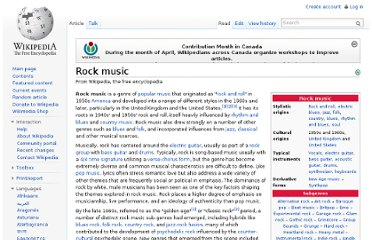 http://en.wikipedia.org/wiki/Rock_music