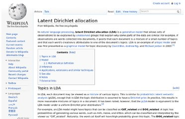 http://en.wikipedia.org/wiki/Latent_Dirichlet_allocation