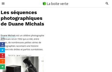 http://www.laboiteverte.fr/les-sequences-photographiques-de-duane-michals/